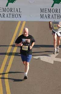 Photo of Brendan Runing